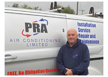 PRA Air Conditioning Ltd.