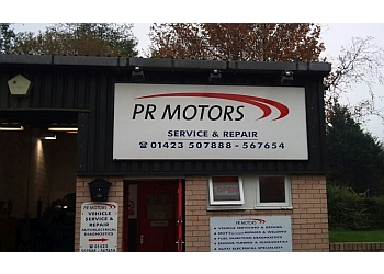 P R Motors Ltd.