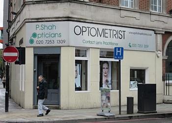 P Shah Opticians
