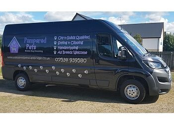 Pampered Pets Mobile Dog Grooming