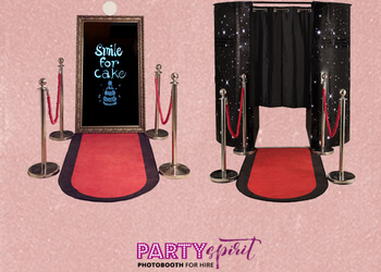 Party Spirit Photo Booth