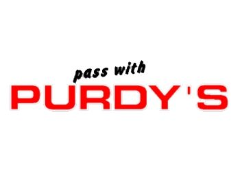 Pass with Purdy's