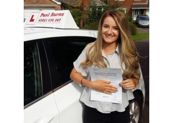 Paul Burns School of Motoring