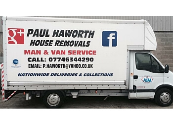 Paul Haworth house Removals