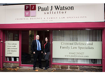 Paul J Watson Solicitor