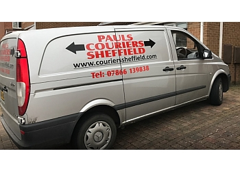 Paul's Couriers Sheffield