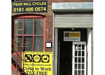 Pear Mill Cycles Ltd.