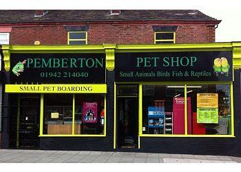 Pemberton pets Ltd.