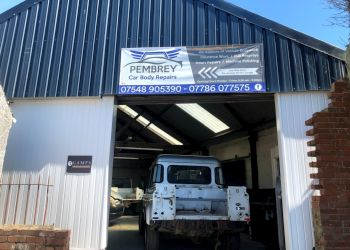 Pembrey Car Body Repairs