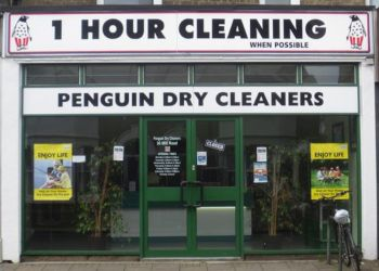 Penguin Dry Cleaners