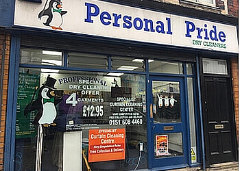 Personal Pride Dry Cleaners