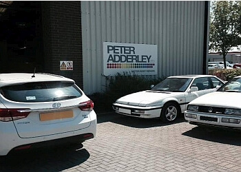 Peter Adderley Ltd.