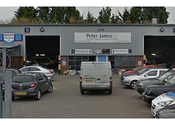 Peter James Accident Repair Centre