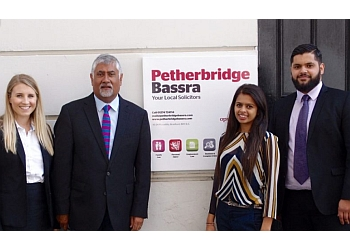 Petherbridge Bassra Solicitors