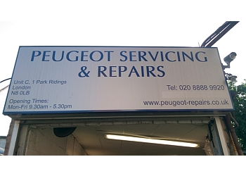 Peugeot Servicing and Repairs Ltd.