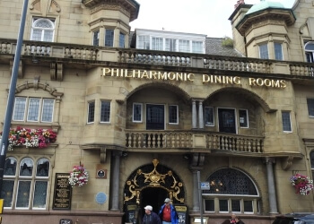 Philharmonic Dining Rooms