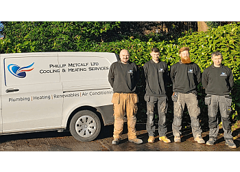 Phillip Metcalf Cooling & Heating Services