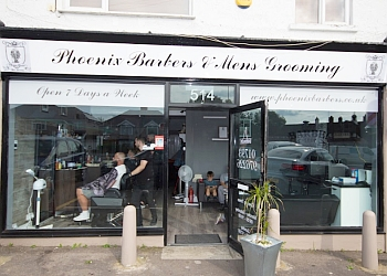 Phoenix Barbers & Men Grooming