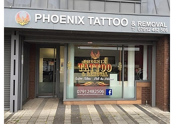 Phoenix Tattoo & Removal