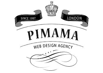 Pimama Web design