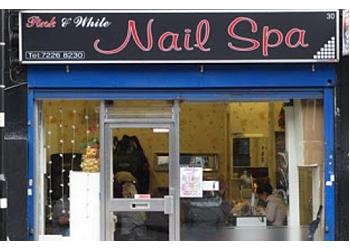 Pink And White Nail Spa