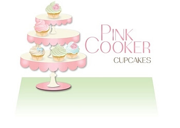 Pink Cooker Cupcakes