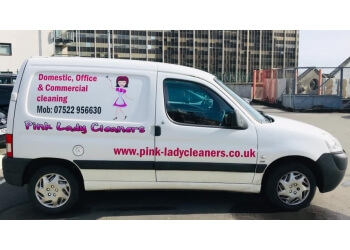 Pink Lady Cleaners