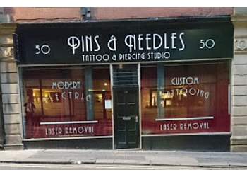 Pins and Needles tattoo studio