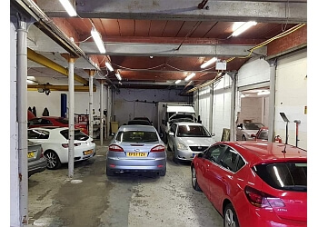 Piston & Rotor the Garage