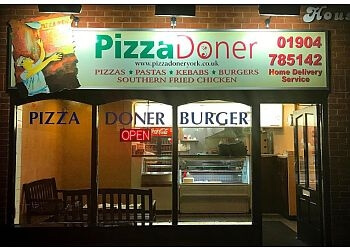 Pizza Doner