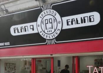 Plan 9 Ealing
