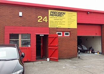 Precision Repairs Limited