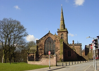 Prescot Parish Church
