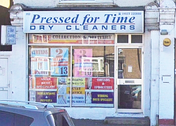 Press For Time Dry Cleaners