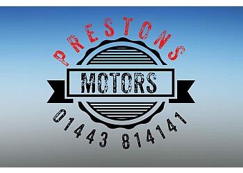 Preston's Motors