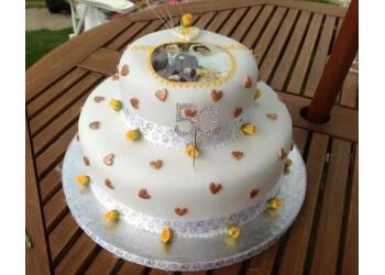 Pretty Novel Cakes