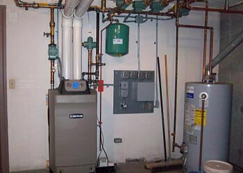 Pro Heat Plumbing & Heating (NE) Ltd.
