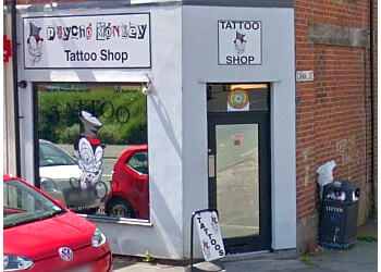 Psycho Monkey Tattoo Shop