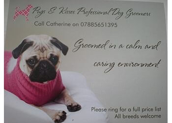 Pugs and Kisses Professional Dog Groomers