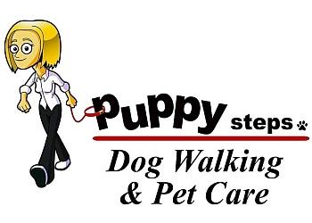 Puppy Steps dog walking services