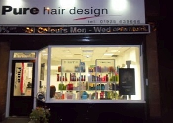 Pure Hair Design Hairdressers