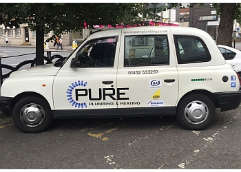PURE PLUMBING & HEATING (UK) LTD.