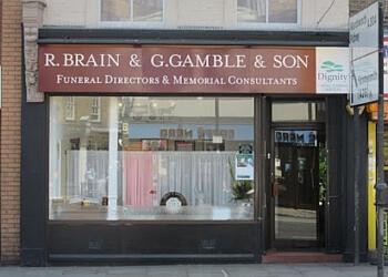 R Brain & G Gamble & Son Funeral Directors