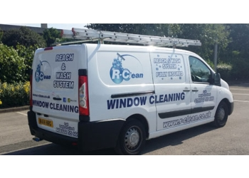R-CLEAN Window Cleaning