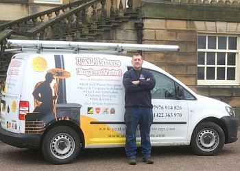 R M  Briscoe Chimney Sweep Services