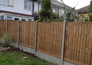 RP fencing and landscaping
