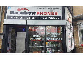 Rainbow Phones