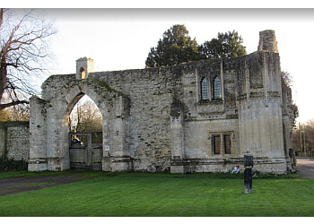 Ramsey Abbey Gatehouse