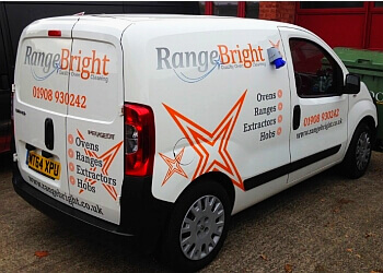RangeBright Oven Cleaning