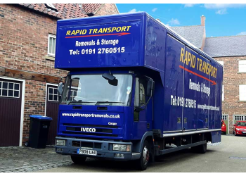Rapid Transport & House Removals